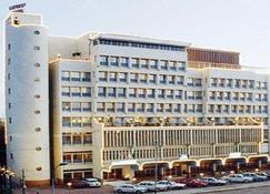 Hotel Express Towers - Vadodara - Building