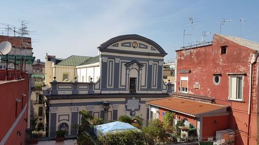 Zia Maria Home - Naples - Cảnh ngoài trời