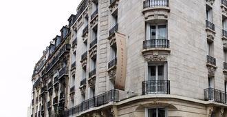 La Manufacture - Pariisi - Rakennus
