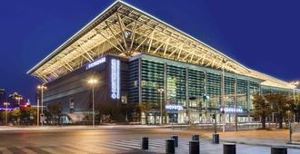 Novotel Suzhou Sip - Suzhou - Building