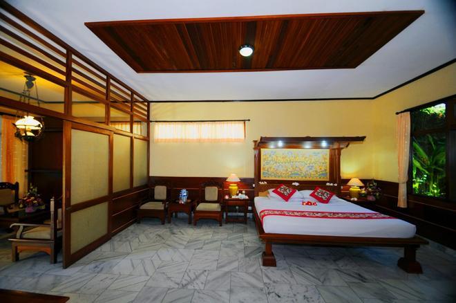 Melasti Beach Resort & Spa - Kuta - Bedroom
