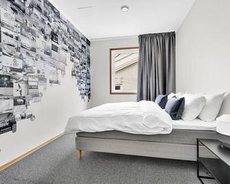 Lille Hotell - Арендал - Bedroom