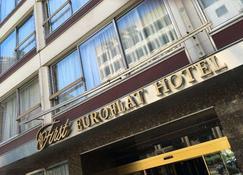 First Euroflat Hotel - Bruxelas - Edifício