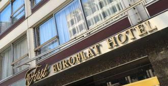 First Euroflat Hotel - Brussels - Building