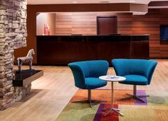 Fairfield Inn by Marriott Santa Clarita Valencia - Santa Clarita - Accueil