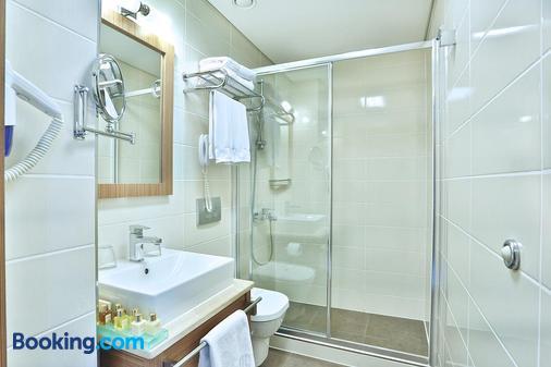 蒙門托酒店 - 特級 - 伊斯坦堡 - 伊斯坦堡 - 浴室