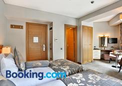 蒙門托酒店 - 特級 - 伊斯坦堡 - 伊斯坦堡 - 臥室