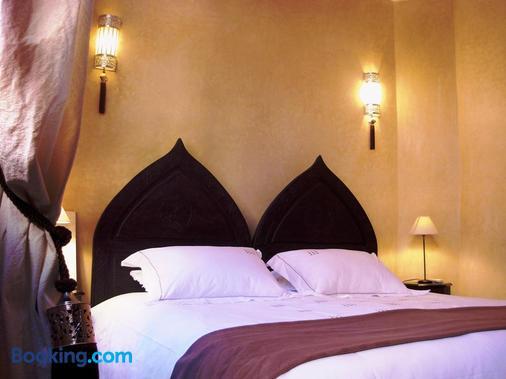 Riad Aderbaz - Marrakesh - Phòng ngủ