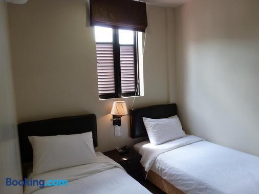 Hotel Hong At Jonker Street - Malacca - Phòng ngủ