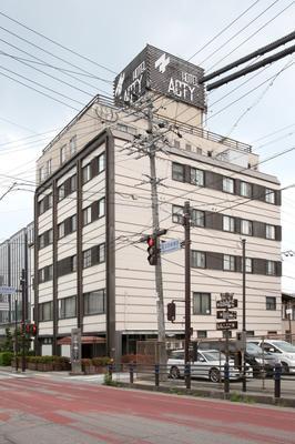 Acty飯店 - 高山 - 建築