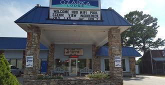 Ozarka Lodge - Eureka Springs - Building