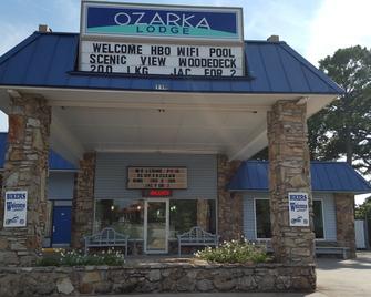 Ozarka Lodge - Eureka Springs - Toà nhà