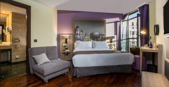 Leonardo Hotel Madrid City Center - מדריד - חדר שינה