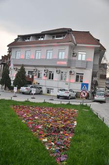 Adapalas Hotel - Προύσα - Κτίριο