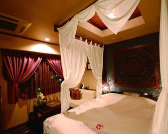 Hotel & Resort Balian Tomei Kawasaki I.C - Adult Only - Chōfu - Bedroom