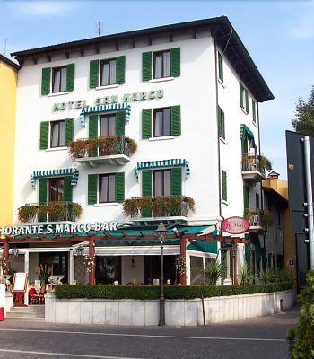 Hotel San Marco - Garda - Building