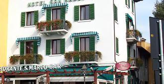 Hotel San Marco - Garda - Rakennus