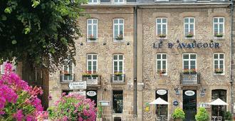 Hôtel Le D'Avaugour - Dinan - Bâtiment