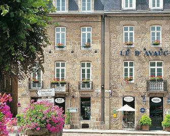 Hôtel Le D'Avaugour - Dinan - Building