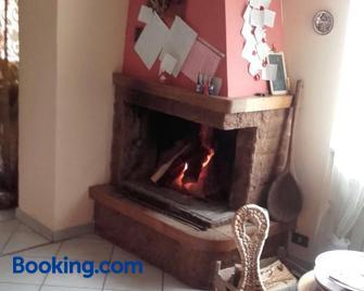 Il Ghiretto Appartamento - Riccò del Golfo di Spezia - Living room