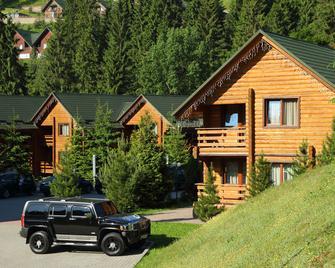 Bukovel Hotel - Bukovel - Gebäude