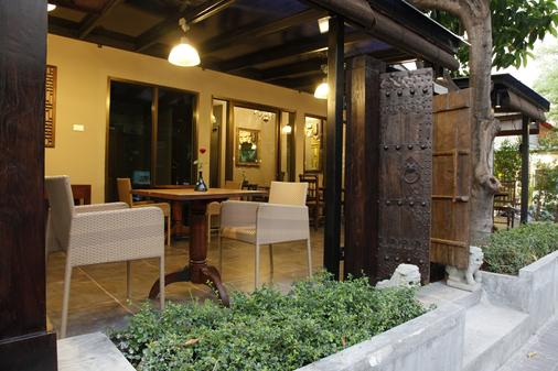 Lilu Hotel - Chiang Mai - Patio