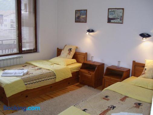 拉霍夫酒店 - 班斯科 - 班斯科 - 臥室