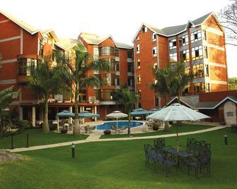 Kibo Palace Hotel - Arusha - Building