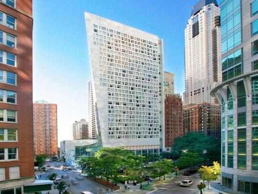 芝加哥壯麗英里索菲特酒店 - 芝加哥 - 芝加哥 - 建築