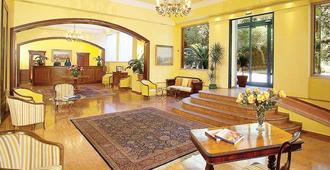 Villa Diodoro Hotel - טאורמינה - לובי