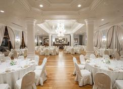 Villa Diodoro Hotel - Taormina - Bankettsal