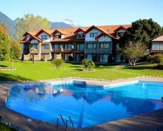 Hotel Pucon Green Park - Pucón - Toà nhà