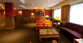 Theater Hotel - Amberes - Recepción