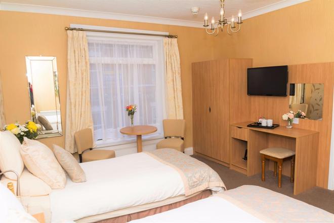 Kingston Theatre Hotel - Hull - Bedroom