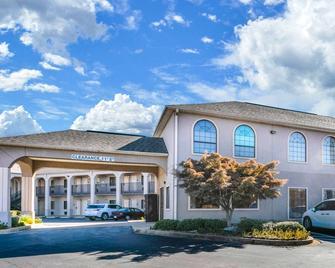 Econo Lodge Inn & Suites - Horn Lake - Gebäude