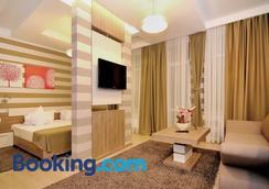 Hotel Confort - Κλουζ-Ναπόκα - Κρεβατοκάμαρα