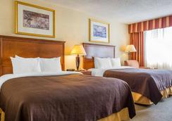 Clarion Hotel & Conference Center North Atlanta - Chamblee - Schlafzimmer