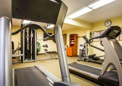 Clarion Hotel & Conference Center North Atlanta - Chamblee - Fitnessbereich