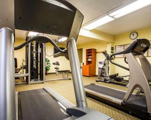 Clarion Hotel & Conference Center North Atlanta - Chamblee - Gym