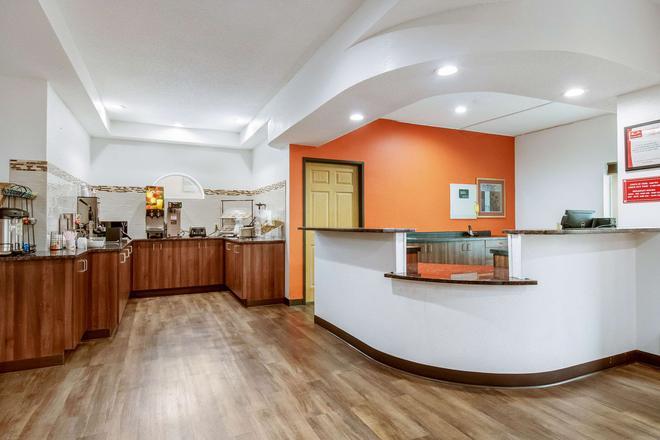 Econo Lodge - Franklin - Lobby