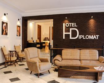 Hotel Diplomat - Tbilisi - Outdoors view