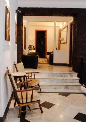 Hotel Diplomat - Tbilisi - Patio
