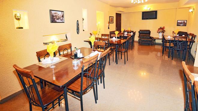 Hotel Diplomat - Tbilisi - Restaurant