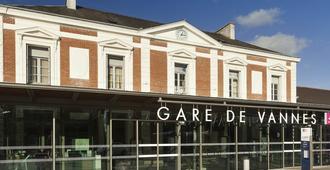 ibis Styles Vannes Gare Centre - Vannes - Edificio