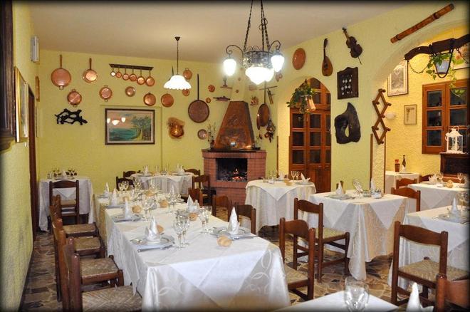 Ristorante Albergo Al Ciocco - Montefiorino - Restaurant