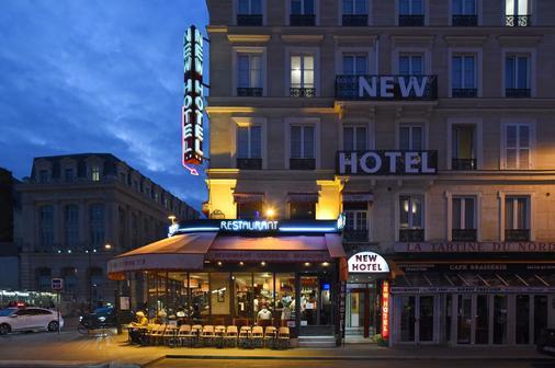 โรงแรมนิว การ์ดูนอร์ - ปารีส - อาคาร