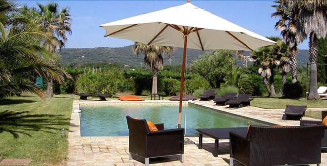 Hotel Clos Des Vignes - Ramatuelle - Pool