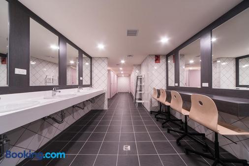 Hotel Fun - Linsen Branch - Taipei - Bathroom