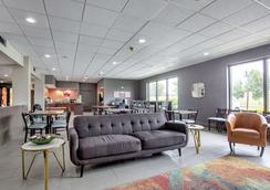 Quality Inn Holly Springs South - Holly Springs - Lounge
