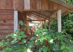Centro Ecoturistico Yaajche - Lacanjá - Vista del exterior
